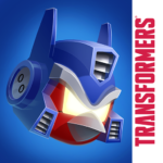 Angry Birds Transformers APK MOD Unlimited Money 1.46.3