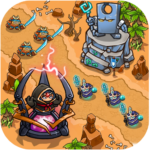 Crazy Defense Heroes Tower Defense Strategy TD APK MOD Unlimited Money 1.3.0