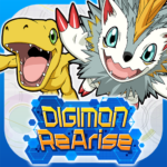 DIGIMON ReArise APK MOD Unlimited Money Varies with device