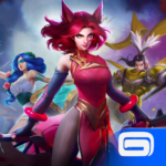 Dungeon Hunter Champions 5v5 MOBA and RPG APK MOD Unlimited Money 1.7.14
