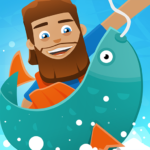 Hooked Inc Fisher Tycoon APK MOD Unlimited Money 2.1.2