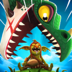 Hungry Dragon APK MOD Unlimited Money 1.31