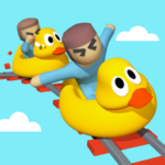 Idle Roller Coaster APK MOD Unlimited Money 1.3.1