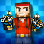 Pixel Gun 3D FPS Shooter Battle Royale APK MOD Unlimited Money 16.6.1