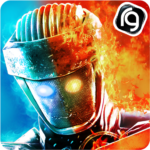 Real Steel Boxing Champions APK MOD Unlimited Money 2.2.137
