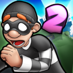 Robbery Bob 2 Double Trouble APK MOD Unlimited Money 1.6.8.7