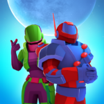 Space Pioneer Multiplayer PvP Alien Shooter APK MOD Unlimited Money 1.10.1