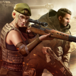 Z Day Hearts of Heroes MMO Strategy War APK MOD Unlimited Money 2.17.0