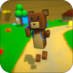 3D Platformer Super Bear Adventure APK MOD Unlimited Money 1.7.1