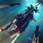 AQ First Contact Strategy Space MMO APK MOD Unlimited Money 1.3.261