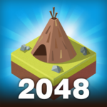 Age of 2048 Civilization City Building Games APK MOD Unlimited Money 1.6.9
