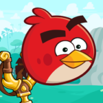 Angry Birds Friends APK MOD Unlimited Money 6.0.2