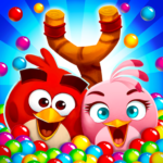 Angry Birds POP Bubble Shooter APK MOD Unlimited Money 3.65.0