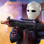 Armed Heist Ultimate Third Person Shooting Game APK MOD Unlimited Money 1.1.21