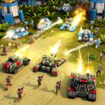 Art of War 3 PvP RTS modern warfare strategy game APK MOD Unlimited Money 1.0.75