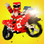 Blocky Superbikes Race Game – Motorcycle Challenge APK MOD Unlimited Money 2.11.18