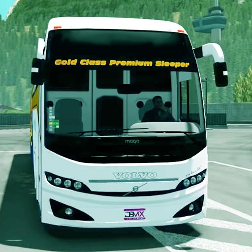 Bus Simulator Indonesia Fun Game Heavy Tourist Bus Apk Mod Unlimited Money 1 2 For Android