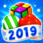Candy Witch – Match 3 Puzzle Free Games APK MOD Unlimited Money 13.6.3977