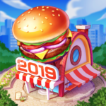 Cooking Frenzy Madness Crazy Chef Cooking Games APK MOD Unlimited Money 1.0.0