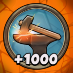 Crafting Idle Clicker APK MOD Unlimited Money 4.4.3