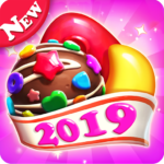 Crazy Candy Bomb – Sweet match 3 game APK MOD Unlimited Money 4.3.7