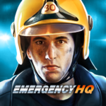 EMERGENCY HQ – free rescue strategy game APK MOD Unlimited Money 1.4.5