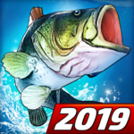 Fishing Clash Catching Fish Game. Bass Hunting 3D APK MOD Unlimited Money 1.0.73