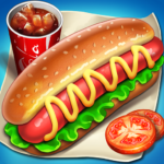 Happy Cooking Chef Fever APK MOD Unlimited Money 1.1.4