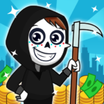Idle Death Tycoon Inc – Clicker Money Games APK MOD Unlimited Money 1.8.2.9