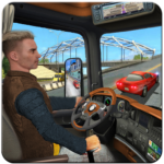 In Truck Driving Games Highway Roads and Tracks APK MOD Unlimited Money 1.2