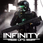 Infinity Ops Online FPS APK MOD Unlimited Money 1.5.1