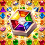 Jewels Fantasy Quest Match 3 Puzzle APK MOD Unlimited Money 1.3.6