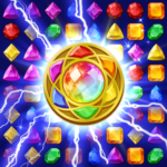 Jewels Magic Mystery Match3 APK MOD Unlimited Money 1.3.15