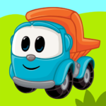 Leo the Truck and cars Educational toys for kids APK MOD Unlimited Money 1.0.15