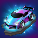 Merge Neon Car APK MOD Unlimited Money 1.0.30