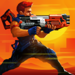 Metal Squad Shooting Game APK MOD Unlimited Money 1.9.0