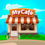 My Cafe Restaurant game APK MOD Unlimited Money 2019.8.5