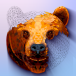 POLYGON Color by Number APK MOD Unlimited Money 1.2.5