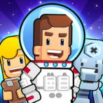 Rocket Star – Idle Space Factory Tycoon Games APK MOD Unlimited Money 1.27.1