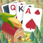 Solitaire Farm Village – solitaire collection APK MOD Unlimited Money 1.1.2