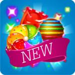 Sweet Candy Mania – Match 3 Games Puzzle APK MOD Unlimited Money 1.1.6