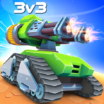 Tanks A Lot – Realtime Multiplayer Battle Arena APK MOD Unlimited Money 2.22