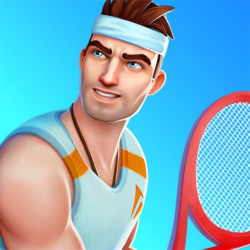 Tennis Clash Free Sports Game APK MOD Unlimited Money 0.7.13