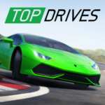 Top Drives Car Cards Racing APK MOD Unlimited Money 10.00.00.10123
