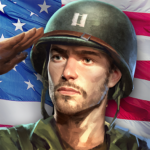 WW2 Strategy Commander Conquer Frontline APK MOD Unlimited Money 2.0.8