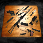 Weapon stripping APK MOD Unlimited Money 55.298