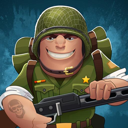 World War 2 Offline Strategy APK MOD Unlimited Money 1.4.226