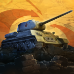 Armor Age Tank Wars WW2 Platoon Battle Tactics APK MOD Unlimited Money 1.7.268