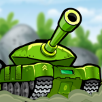 Awesome Tanks APK MOD Unlimited Money 1.155