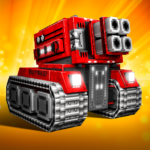 Blocky Cars – Online Shooting Game MOD Unlimited Money 7.2.3
